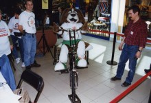 Cerebral Palsy Bike Race: 2003