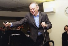 Wellness Institute: Jean Chrétien Visit