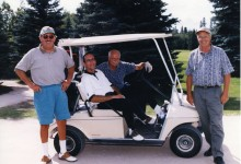 Golf Tournament: 1999