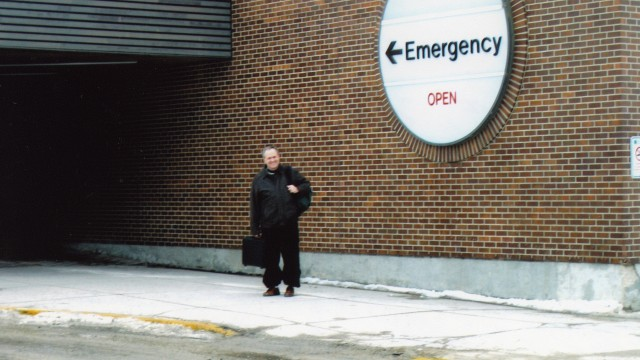 Emergency Room Renovations: 2007