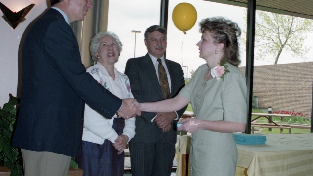 Employee Recognition: 1993